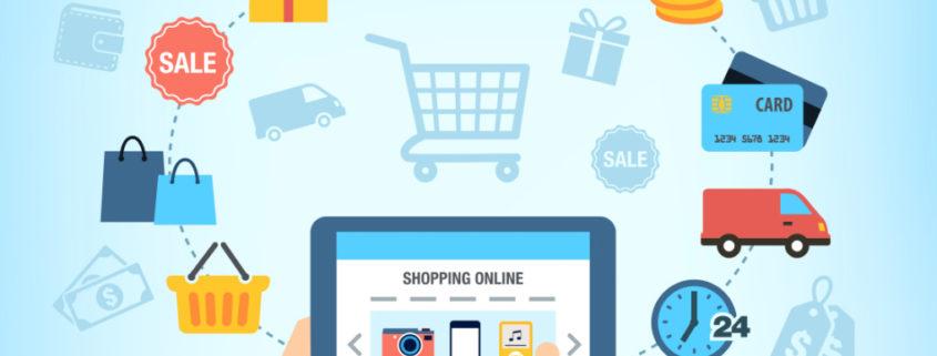 e-commerce en la cadena de suministro