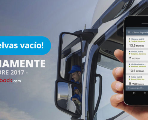 Lanzamos nuestra nueva app para transportistas
