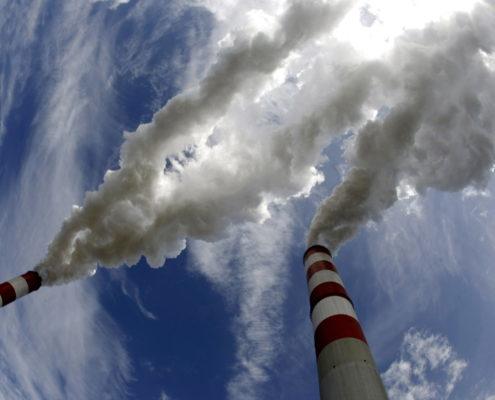 La reducción de las emisiones de CO2
