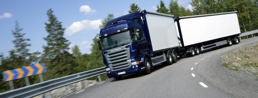 La adquisición del camión de transporte