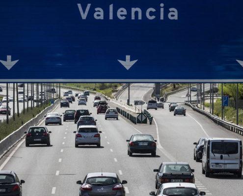El transporte de palets en Valencia se ve beneficiado